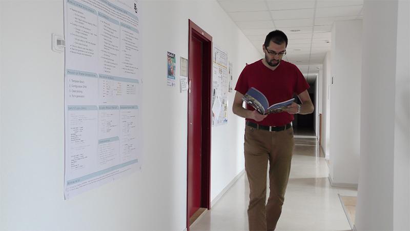 doc. Ing. Jiřím Vokřínkem, Ph.D.